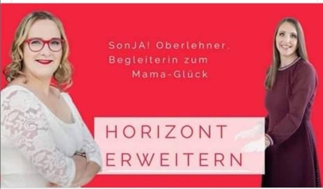 Interview glückliche Mama SonJA! Mama erlaube dir, Lisa Redecker